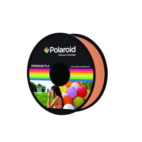 PL-8004-00 Polaroid 1Kg Universal Premium PLA Filament Orange
