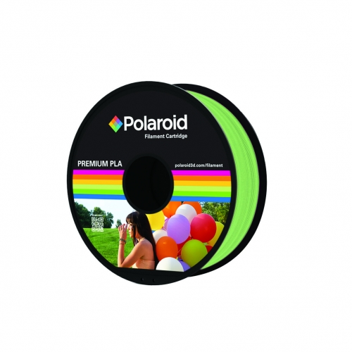 PL-8005-00 Polaroid 1Kg Universal Premium PLA Filament Light green