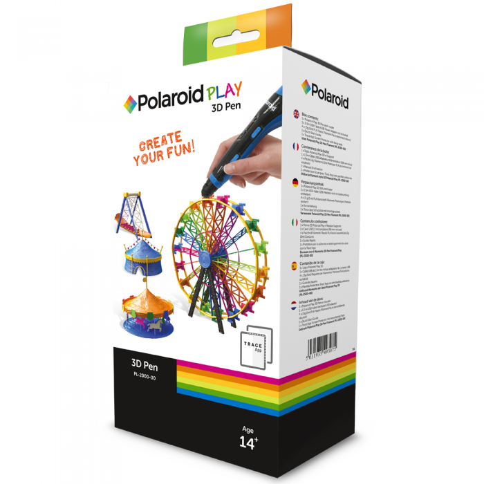Polaroid Play 3D Pen Box